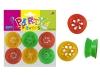 4.5cm wheel yoyo party toys