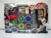 4 tops high quality window box package super battle beyblade
