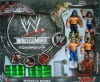 4 wrestler with accessories and ring