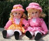 50cm pink lovely cartoon dolls