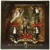 5PCS KING OF POP FOREVER MJ MICHAEL JACKSON FIGURE HOT