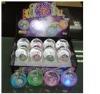 65MM LED Glitter Bouncing Ball