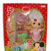 7'' Ddung doll delicate set