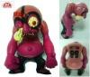 7 inch action halloween monster plastic cartoon toy