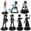 7x Ao no Blue Exorcist Half Age Characters Figure Set