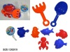 8 pcs Pcs Beach toys