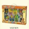 8 pcs baby toys