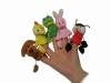 8cm Plush Finger Puppet
