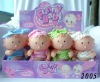 9'' Doll toy with six sound (12pcs/display box)