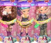 "9"" bratz doll,  fashion doll"