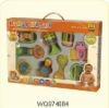 9 pcs baby toys