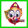 AH-8094 Factory MIX styles wholesale 2012 hot selling The Clown mylar foil balloon