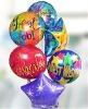 Advertisement Mylar Balloons,Advertising Mylar Balloon