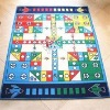 Airplane Chess Baby Play Mat and Rug