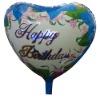 Aluminium foil balloon