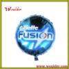 Aluminum balloon