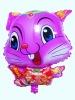 Animal balloon-Pink rabbit