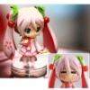 Anime Hatsune Miku Nendoroid Toys-Miku Sakura Edition Action Figure 10cm