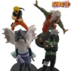 Anime NARUTO Uzumaki Hatake Kakashi Figure Set of 4pcs