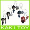Anime figure keychain