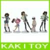 Anime plastic Action figure