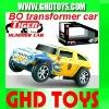 B/O car/ tansformers car