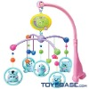 B/O operate baby music toy--ZOO FAMILY