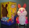 B/O universal rabbit lantern with light with music TB11030148