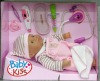 Baby Kiss doctort doll