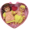 Baby doll 2012 newly toy real vinyl doll cloth plastic doll toy gift