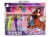 Baby plastic doll toy DBC101812