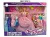 Baby plastic girl doll toy DBC101814