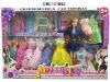 Baby pvc toy plastic doll DBC101692