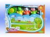 Baby rattle bell toys