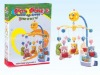 Baby toys rattle bell with music