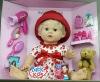BabyKiss dress up doll