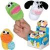 Bath Finger Puppet