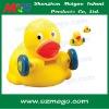 Bath toys:promotional rubber duck
