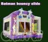Batman bouncy slide