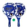 Beach Paddle Racket Set /Wooden Beach Bat