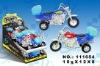 Beach Toy Motorbike (111654)