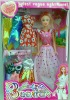 Beautiful Small Plastic Girl Doll Toy