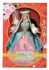 Beautiful ancient plastic doll
