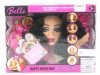 Beauty Doll Set with Music and Light
