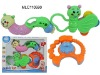 Best plastic rattle baby toy MLC110590