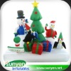 Best price inflatable Christmas,2012 Xmas&Holiday inflatables
