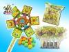 Big Windmill Toy Candy