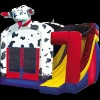 Big inflatable commercial bounce house