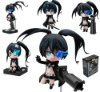 "Black Rock Shooter 3.6"" Pvc Figure"