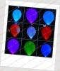 Blinking LED balloon